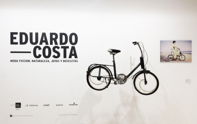 Eduardo Costa. Fashion Fiction, nature, jewelry and bicycles